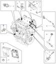 Czujnik ciśnienia oleju Insignia 2.8 ANTARA 3.2 GM Numer katalogowy części 12674782