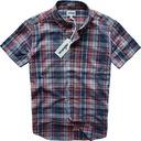 WRANGLER koszula slim krótki rękaw ROSE kratka L Marka Wrangler