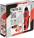 WKRĘTAK AKUMULATOROWY 3,6V/1,3Ah YATO @ YT-82760 Typ akumulatora Li-Ion