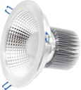 OPRAWA LED DOWNLIGHT ECO DEEP 20W SILVER OKAZJA*