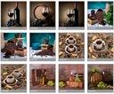 Panel szklany kuchnia 60x60 lakobel fotolia Szerokość 60 cm