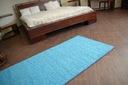DYWAN SHAGGY SPHINX niebieski 80x100 cm MIĘKKI Szerokość 80 cm