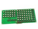 Przyciski Tact Switch 12x12mm Płytka PCB 83szt.