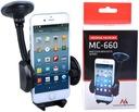 Uchwyt samochodowy na telefon smartfon GSM GPS PDA