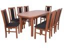 PROMOCJA !! rozkładany stół + 8 krzeseł TANIO