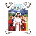 BIBLIA DLA DZIECI NA PIERWSZĄ KOMUNIĘ ŚW. w etui