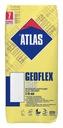 Klej do płytek kamienia gresu Geoflex biały 25kg