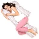 Poduszka do spania na boku ciąża kobiet w ciąży