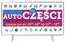 Solidny Baner reklamowy 3x1 Turbosprężarki Reklama Numer katalogowy producenta 9876821188132