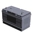Akumulator 105 Ah 800A CASE HINO JCB CATERPILLAR