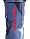 Buty DOUBLE RED Red Jungle Black/Blue Camo rozm.37 Kolor czerwony niebieski wielokolorowy inny kolor
