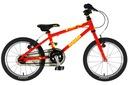 SQUISH Rower dziecięcy Rowerek dla dziecka 16 RED