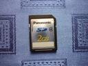 Karta pamięci SD Panasonic 2 GB klasa 4 nie SDHC