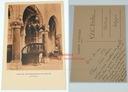 Ambona Klasztor Dominik. Biarritz -stara pocztówka