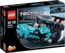 KLOCKI LEGO TECHNIC 42050 DRAGSTER RACEER+GRATIS