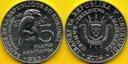 BURUNDI 5 Francs 2015 r. - Bycanistes bucinator