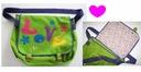 Kolorowa torba dla dziewczynki z napisem LOVE