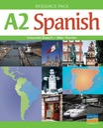 Mike Thacker A2 Spanish Teacher Resource Pack (As/