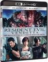 Biohazard: Vendetta [4K UHD Blu-ray] Resident Evil