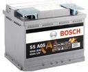 AKUMULATOR BOSCH 60AH/680A S5 P+ START-STOP AGM