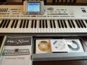 Korg pa2x pro dysk 40 GB MP3 sample style