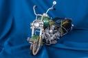 Motocykl Harley Davidson, Indian ..? Rękodzieło
