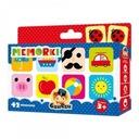 Gra pamięciowa memory memos Memorki