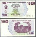 ### ZIMBABWE - P46b - 2006 - 10000 DOLARÓW