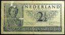 HOLANDIA 2 1/2 GULDENA 1949 JULIANA