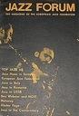Czasopismo JAZZ FORUM nr 2  z 1968 r. edycja ang.