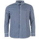 SD1* Pierre Cardian męska koszula w kratkę r. S