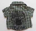 SOURPUSS - zielona koszula w kratkę - r.12 msc