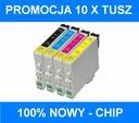 10 x TUSZ EPSON D68 D88 3800 DX3850 DX4250 T0611