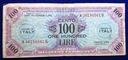 Włochy 100 Lire 1943 r.  276/12