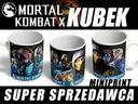 Kubek MORTAL KOMBAT X #02 kubki sub zero scorpion