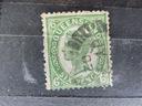 Queensland kasowany znaczek
