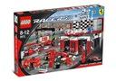 LEGO RACERS Ferrari Finish Line 8672 LINIA METY