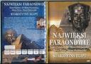 NAJWIĘKSI FARAONOWIE DVD / F0949