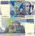 # WŁOCHY - 10000 LIRÓW - 1984 - P-112 - UNC