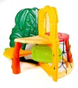 LT Plac Zabaw Dżungla Zjeżdżalnia