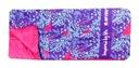 Śpiwór typu kołdra HI-TEC NINO różowy 140x65 cm