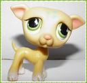LPS Littlest Pet Shop figurka piesek