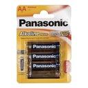 Panasonic Bateria alkaliczna AA LR6APB/4BP blister