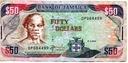 Jamajka 50 Dollars 2000 P-79a