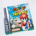 Mario Power Tennis   GBA   3xA