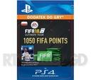 obserwuj FIFA 18 1050 Punktów [kod aktywacyjny]