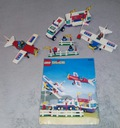 Zestaw Lego System classic Town air show 6345
