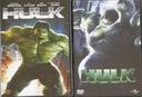 DVD > HULK + NIESAMOWITY HULK