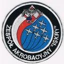 """Zespół Akrobacyjny """"Iskry"""" Radom"""