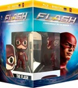 FLASH [4xBD] DC Comics FUNKO Sezon 1 PREZENT [24h